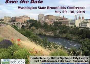 Washington state Brownfields Conference in Spokane - May 29-30