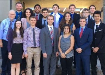 Whitworth Forensics Team Wins More than Two Dozen Awards at Linfield College Tournament
