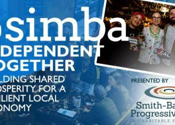 Spokane Independent Metro Business Alliance (SIMBA) launch party - July 11