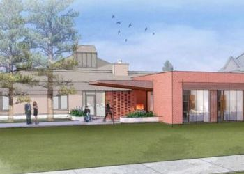 Whitworth begins construction on Beeksma Family Theology Center