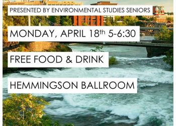University District Ecological Alliance and Gonzaga Host Event