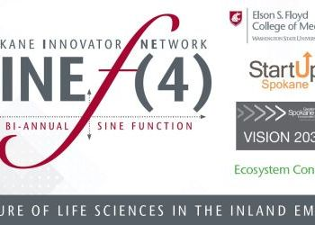 Bi-annual Spokane Innovator NEtwork, SINE - March 21