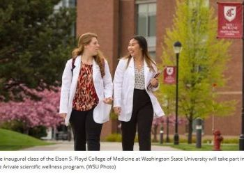 Lee Hood's Arivale offers scientific wellness program to Washington State University medical students
