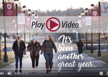 Happy New Year from WSU Health Sciences Spokane - 2016 video retrospective