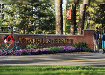 Whitworth honored for recycling program
