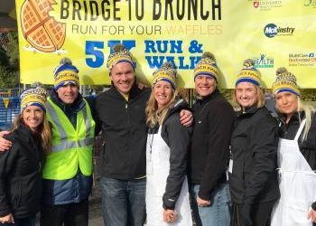 Bridge to Brunch 5K Run