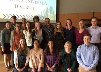 Gonzaga Environmental Studies Senior Capstone Presentations - May 2
