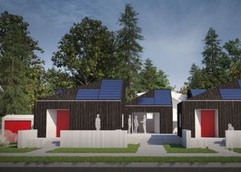 WSU competing in US Dept of Energy Solar Decathlon - winner to be announced Oct 2017