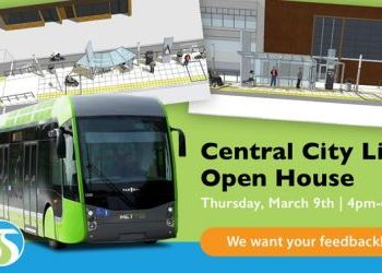 STA Central City Line Open House - March 9