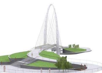 Naming the new bridge in Spokane's U District is down to a shortlist of suggestions