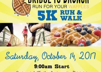 Multicare Bridge to Brunch 5K run/walk benefits Community Cancer Fund - October 14