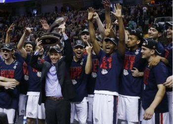 Zags to Final Four! - April 1 tip off against S Carolina