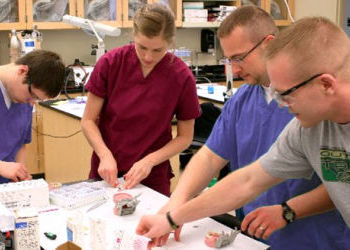 UW and partner EWU win national award for rural dental education
