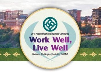 NAWBO's National Women's Business Conference in Spokane - Sept 23-25