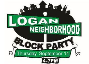 Logan Neighborhood Annual Block Party - Sept 14