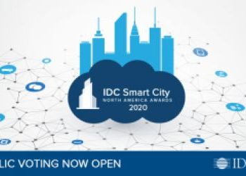 VOTE NOW!!! City of Spokane and Urbanova Among Finalists for IDC's 2020 Smart Cities North America Award: Public Voting Open Through Feb. 26th