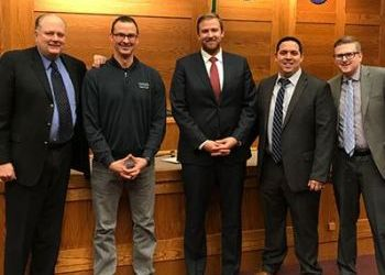 How Sweet It Is: Gonzaga Law's Inaugural Sweetser Closing Argument Competition