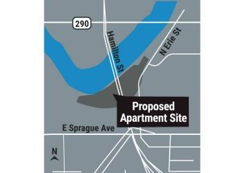 Developer envisions riverfront housing project in University District
