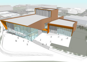 GU to start work on performing arts center