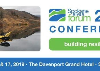 Save the date Spokane River Forum Conference - April 16-17