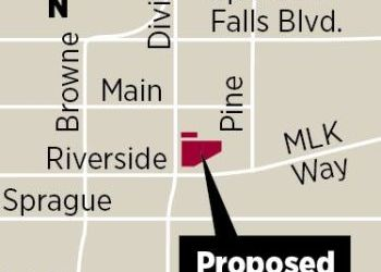 Proposed high-rise in UD would rise 31 stories in downtown Spokane and become tallest building