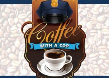 "Downtown Spokane Partnership invites you to ""coffee with a cop"" March 30"