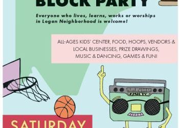 5th Annual Logan Block Party - September 7