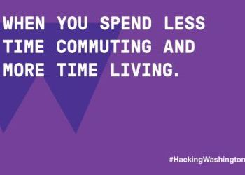 How are you #HackingWashington? Tell us your stories!