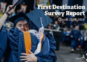 Gonzaga releases First Destination report