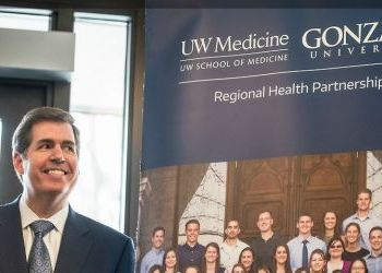 UW-GU partnership puts focus on new physician training model