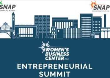 Women's Entrepreneurial Summit at Gonzaga hosted by SNAP - July 11