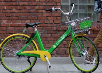 Lime Bikes have arrived in Spokane, debut at Gonzaga