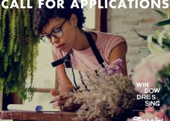 Window Dressing Creative Enterprise 2017 Application - Deadline August 13