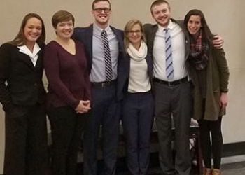 Gonzaga Law NAAC Team Wins Regional Competition, Headed to Nationals