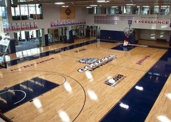 Gonzaga dedicates game-changing Volkar Center for Athletic Achievement