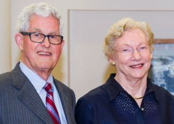 Jim and Wanda Cowles to be awarded George F. Whitworth Medal