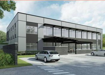 Bouten constructs new $3.2 million corporate office
