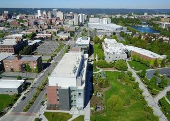 Spokane has transformed from a gritty railroad town to a hub for young professionals, health science students