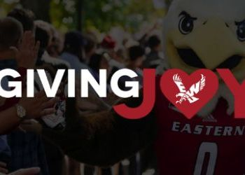 EWU Giving Joy Day exceeds anticipated goal