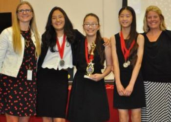 Spokane MESA team takes third place at national competition