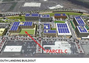University District South Landing Buildout RFP - Parcel C