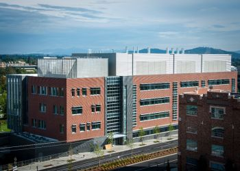 Pharmaceutical and Biomedical Sciences Building, WSU Health Sciences Spokane Campus