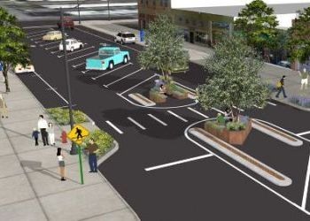 Main Avenue Streetscape Pilot Project