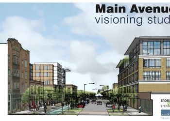 Main Avenue Visioning Study - February 2017
