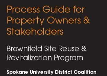 City of Spokane EPA Brownfields Coalition Grant - Property Owner Info Packet