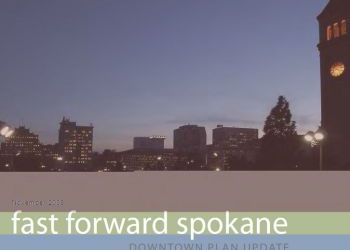 Downtown (Spokane) Plan Update 2008