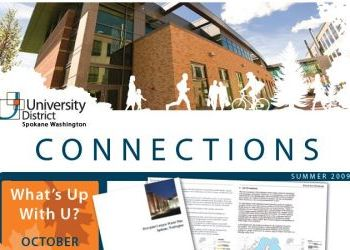 University District Newsletter - Summer 2009