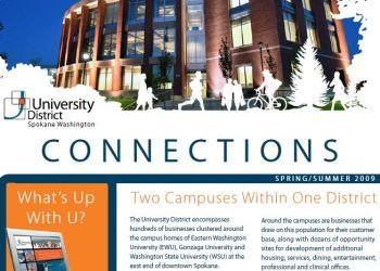 University District Newsletter - Spring/Summer 2009