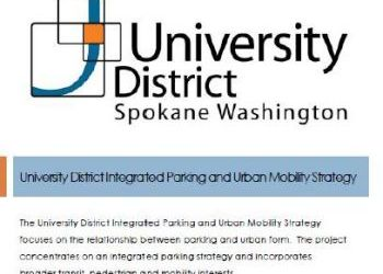 University District Integrated Parking and Mobility Strategy Report