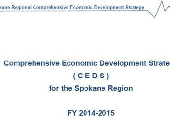 Greater Spokane Inc.'s Comprehensive Economic Development Strategy for the Spokane Region FY 2014-2015